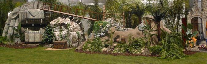 Decoración De Jardines Para Eventos Jardinería Tot En U