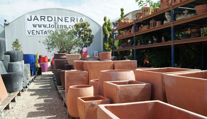 Jardineras y maceteros grandes - Maceteros plasticos grandes ...