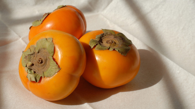 Persimmons o caquis